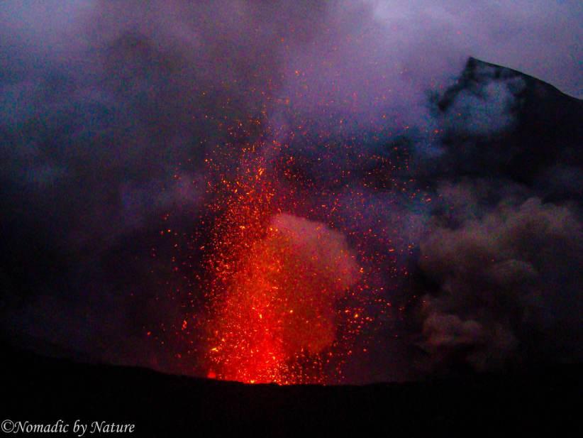 Nomadic Dreamscapes Vanuatu Volcano