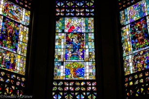 Portuguese Stained Glass In Maputo's Cathedral