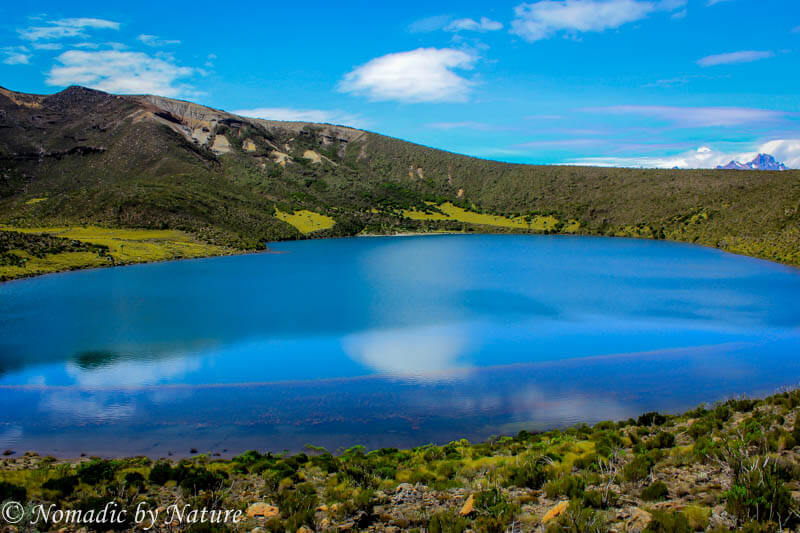 Lake Alice, Mount Kenya