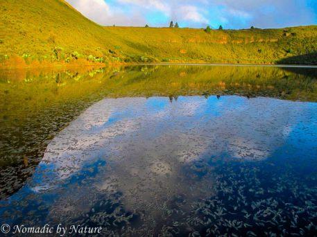 Lake Rutundu, Mount Kenya
