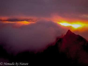 Sunrise at the Summit, Mount Kinabalu