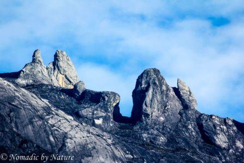 Donkey Ears, Mount Kinabalu