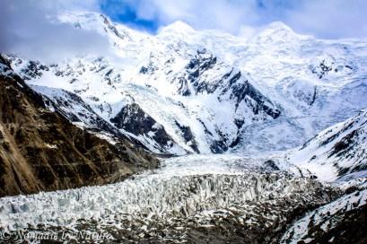 Raikot Glacier