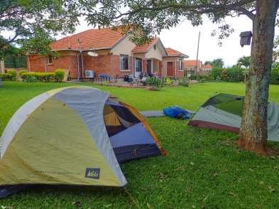 26 Days 49-54, Manshanks and Nicki's Palace, Kampala, Uganda
