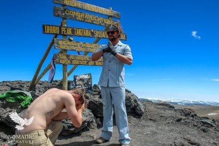 27 Uhuru Peak, Mount Kilimanjaro, Tanzania
