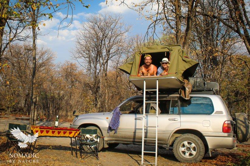 40 Okavanga Delta, Botswana