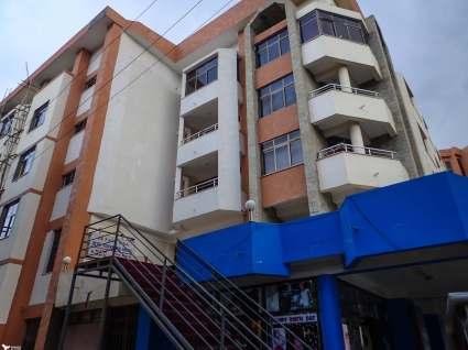 47 Day 77-78, Atse Yohannes Hotel, Mekele, Ethiopia