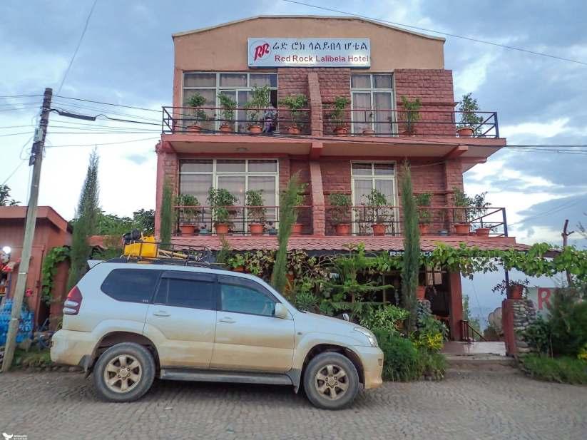 55 Day 87-88, Red Rock Lalibela Hotel, Lalibela, Ethiopia