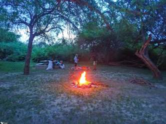 57 Day 90, Kerkero Campsite, Awash National Park, Ethiopia