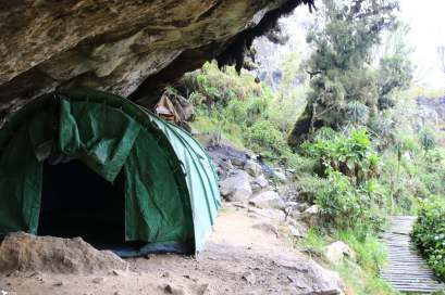 6 Day 9, Mutinda Camp, Rwenzori Mountains National Park, Uganda
