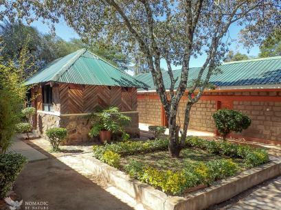 64 Day 101, Lion's Court Hotel, Nanyuki, Kenya