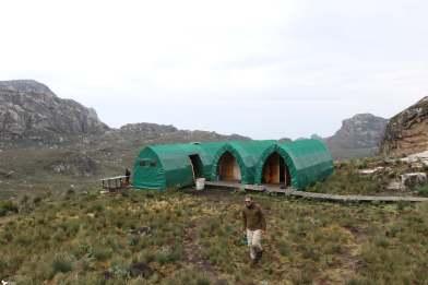 7 Day 10-11, Bugata Camp, Rwenzori Mountains National Park, Uganda