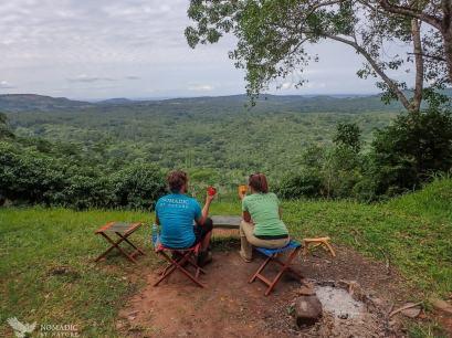 79 Day 126-127, Sable Public Campsite, Shimba Hills National Reserve, Kenya