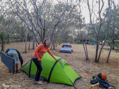 88 Day 137-138, Zion Campsite, Tarangire National Park Gate, Tanzania