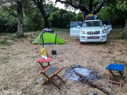 89 Day 139, Endabash Public Campsite, Lake Manyara National Park, Tanzania