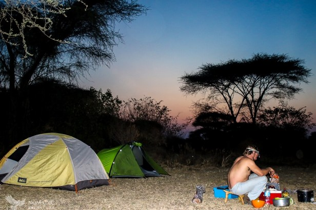 95 Day 146, Ndabaka Public Campsite, Serengeti National Park, Tanzania