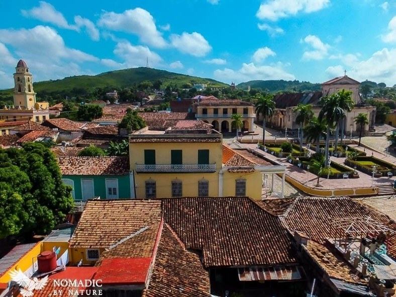 The Rooftops of Colonial Trinidad