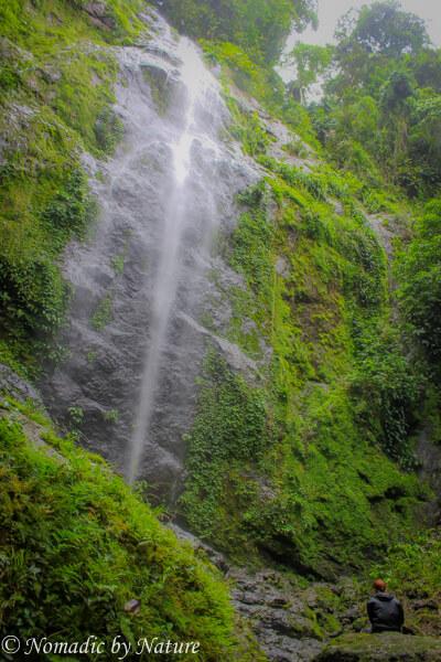 Fairy Falls, Danum Valley