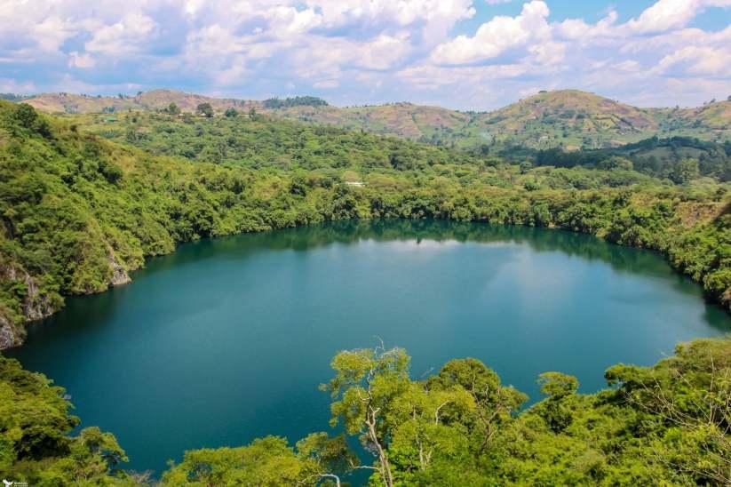 Lake Rukwanzi, Kabate, Uganda