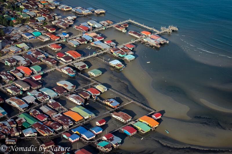 Houses over the Ocean, Kota Kinabalu