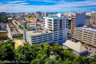 Kota Kinabalu Skyline