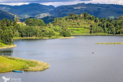 The Islands of Lake Bunyonyi, Uganda
