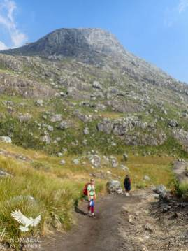 Trekking Mount Mulanje through to Koppies, Malawi