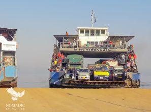 Mwanza Car Ferry, Tanzania