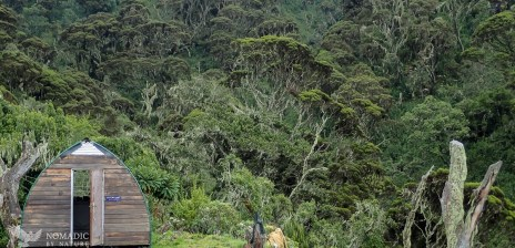 Samalira Camp, Rwenzori Mountains National Park