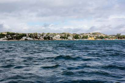 A View of Shela from the Sea