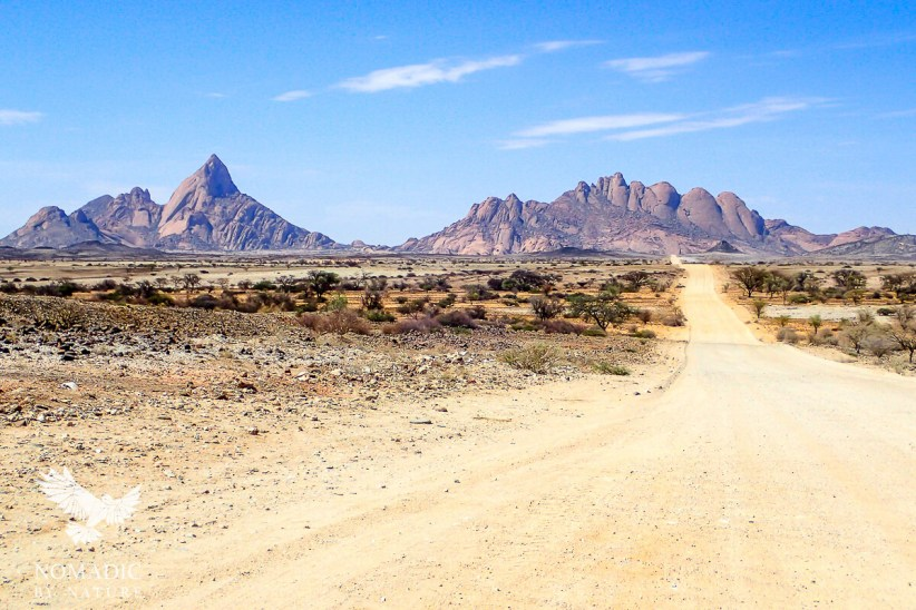 Spitzkoppe, The Dragon Fin in the Desert, Namibia
