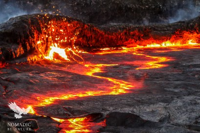 A Crescendo of Volcanic Activity, Erta Ale, Ethiopia