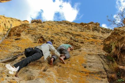 Finding our Footholds in a Foreign Language, Abuna Yemata, Ethiopia