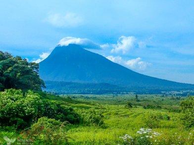 Mikeno Volcano, Virunga National Park, DR Congo