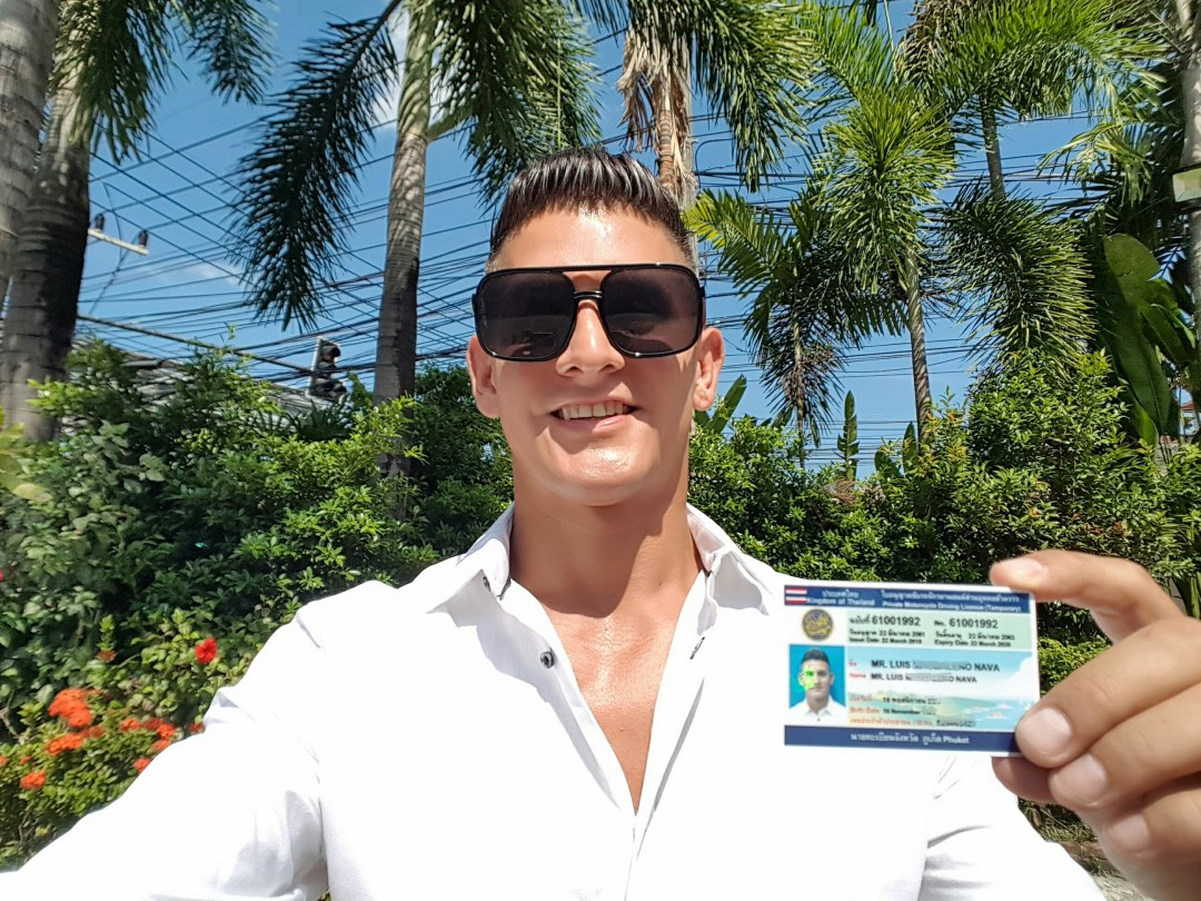 thai driving license, How To Get Thai Driving License