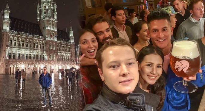 brussels europe trip