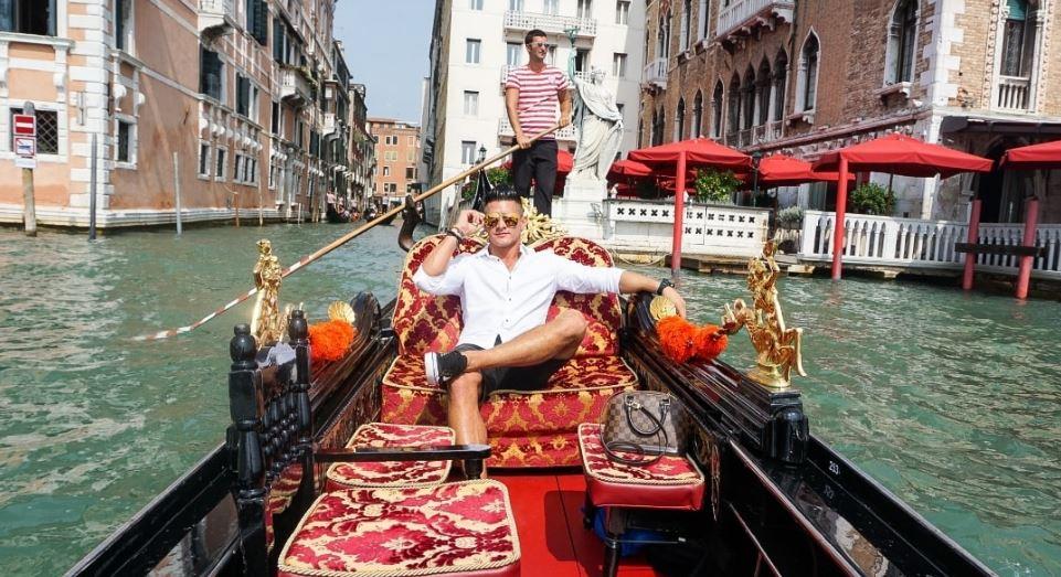 venice italy europe itinerary