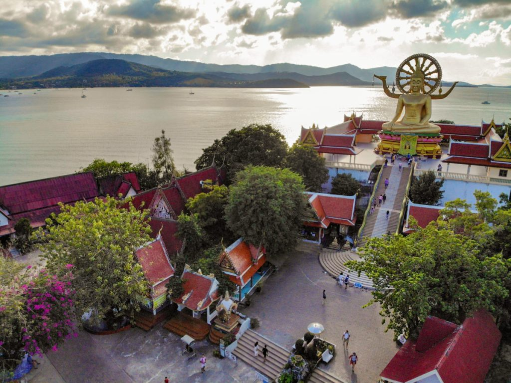 big buddha samui thailand