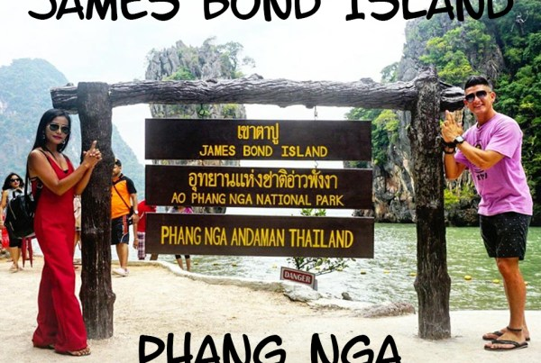 james bond island tour blog