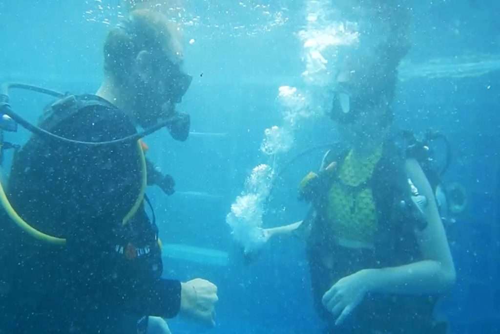 scuba lessons, Scuba Lessons