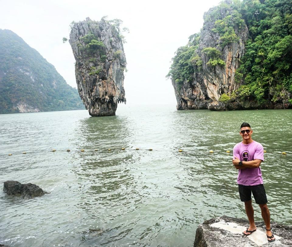 james bond island tour, James Bond Island Tour