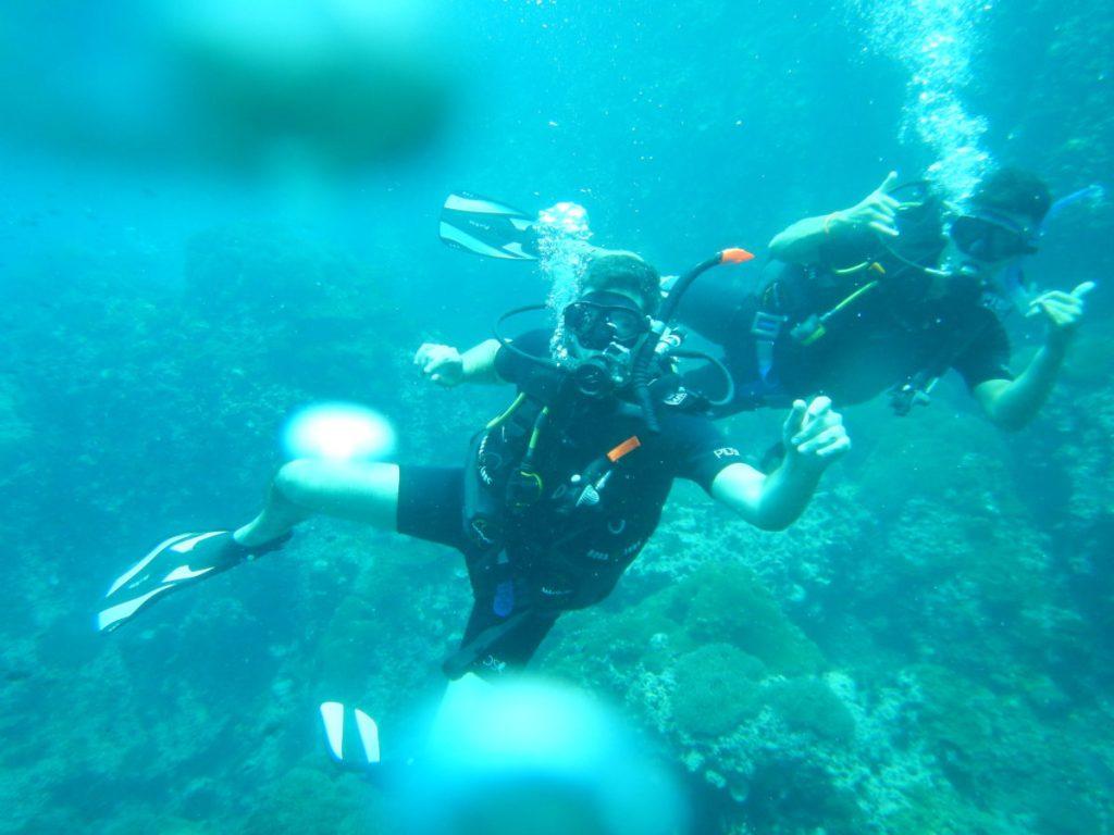 thailand scuba lessons