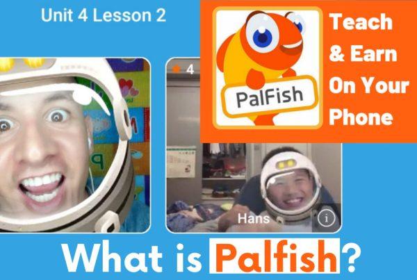 What is Palfish app