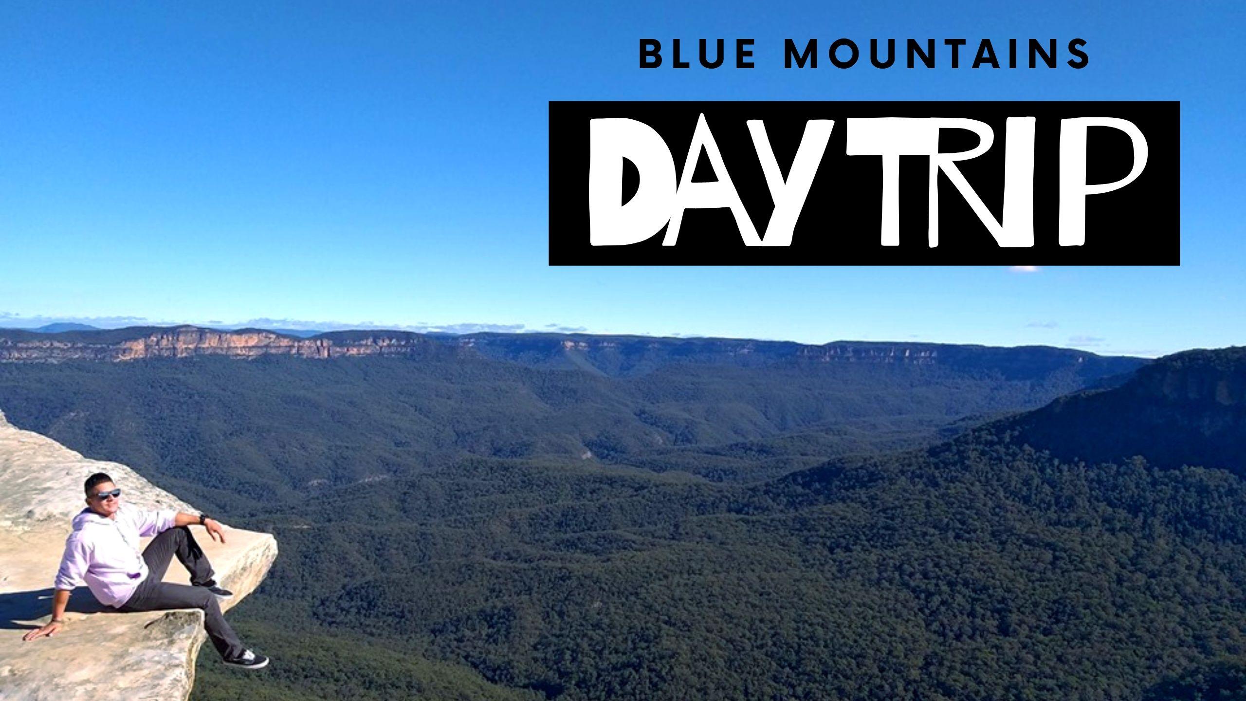 Blue Mountains Day Trip, Blue Mountains Day Trip