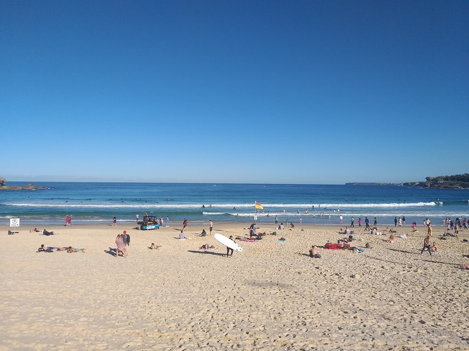 Visiting Bondi Beach in Sydney, Visiting Bondi Beach
