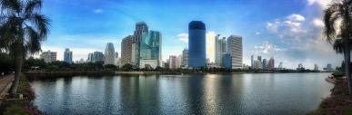 Bangkok City Skyline