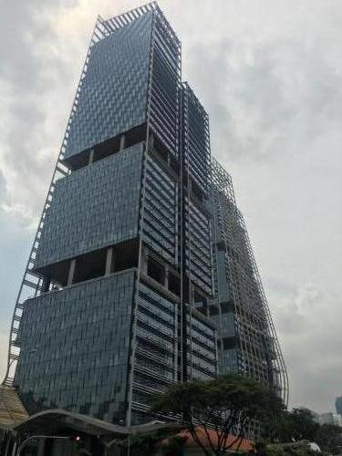 Skyscraper Singapur