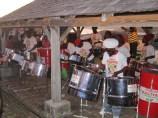 Steel Band Shirley's Heights, Antigua.
