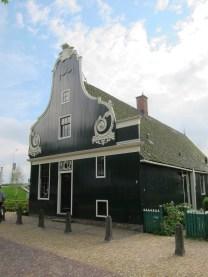 The area of Zaanse Schans.