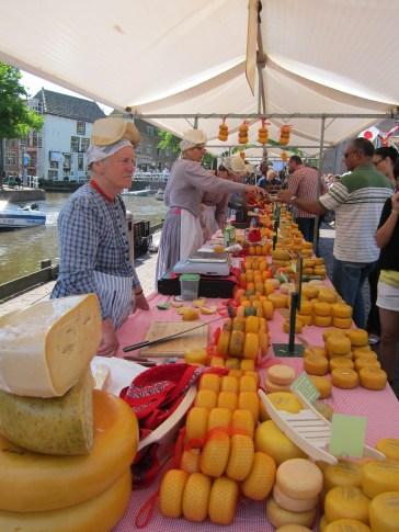 Dutch Cheese Markets.